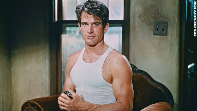 "Warren Beatty, in ""Bonnie and Clyde"""