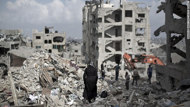Israel-Gaza peace talks continue in Egypt