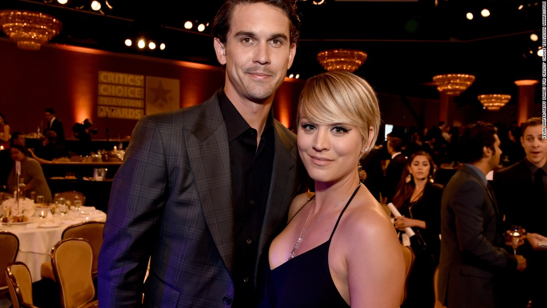 "Actress Kaley Cuoco and her husband, Ryan Sweeting, called it quits in 2015 after nearly two years of marriage. The couple ""mutually decided"" to get a divorce after 21 months of marriage, a publicist for the actress said in a statement."
