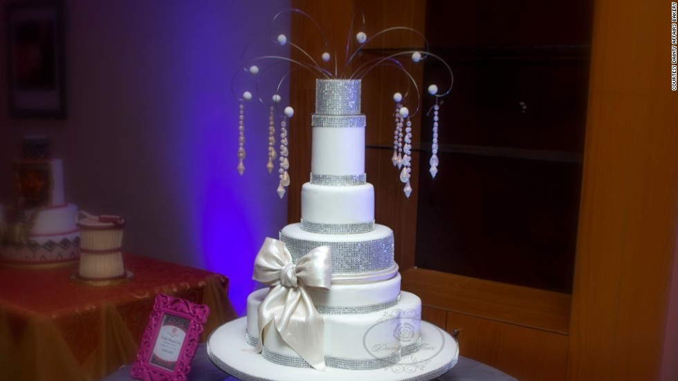 "<strong>Dainty Affairs Bakery</strong><br /><br />No wedding is complete without a multi-tiered cake, and in Nigeria the size and elaborate details of the sweet treat have a particularly competitive aspect. <br /><br />""Wedding cakes are a huge part of our business,"" says Lolade Ogunjimi, owner of the Dainty Affairs bakery which supplies fairy-tale cakes to some of the most high profile weddings in the country. ""A Nigerian bride is really aware of what's happening around her, so she always wants a bigger cake. That's why I call it the bread and butter of the bakery,"" she adds. <br /><br />Ogunjimi is currently working on her most extravagant commission yet -- a 12-tier creation which will sit on a custom-made table, all for a lavish, Cinderella-themed wedding. <br />"