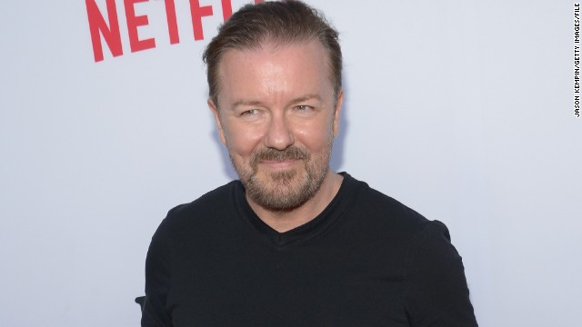 Ricky Gervais goes after trophy hunters on Twitter
