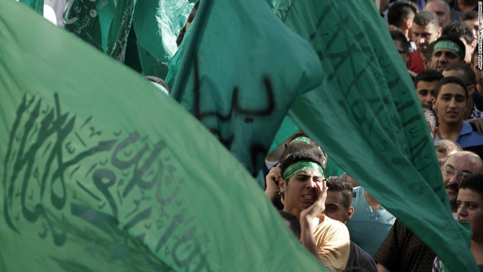 Egyptian court designates Hamas a terror group