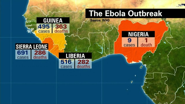 New fears Ebola virus is spreading