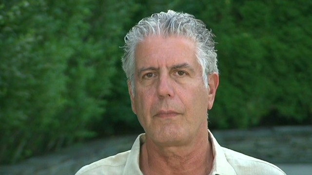 Bourdain: Detained couple was 'wonderful'