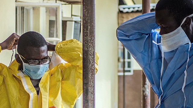 Ebola treatment raises ethical questions
