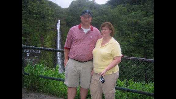 On a 2006 Hawaiian vacation with her husband Brian, Julie Evans dreaded wearing a bathing suit. It was then that she realized her weight was holding her back.
