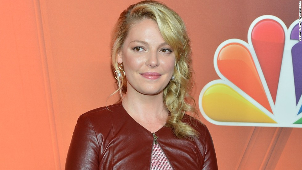 Katherine Heigl is looking back on those 'difficult person' accusations