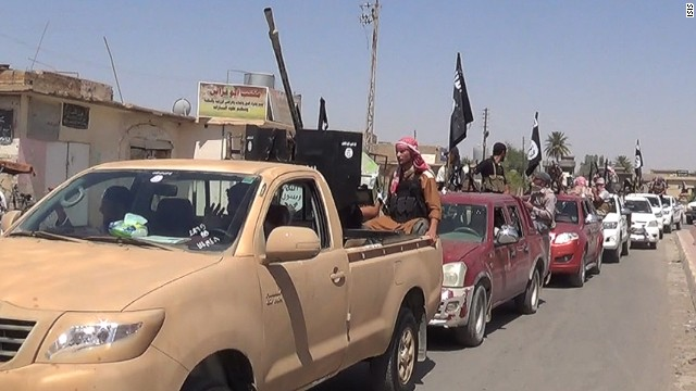 ISIS consolidating power in northern Iraq