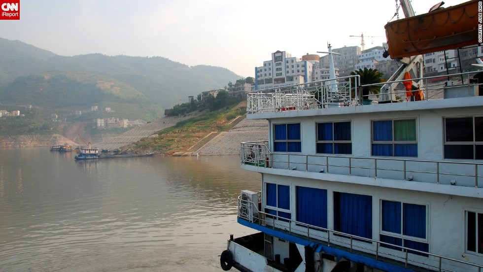 "The Yangtze River in China is <a href=""http://ireport.cnn.com/docs/DOC-1150533"">Julee Khoo's</a> favorite because her grandmother was born and raised in China. ""I will always have fond memories of my days as a young child, listening to her tell me stories of the wonderful times she spent visiting the 'mighty Yangtze' and how beautiful the surrounding landscape was,"" she said. ""It sounded like such an idyllic place."""