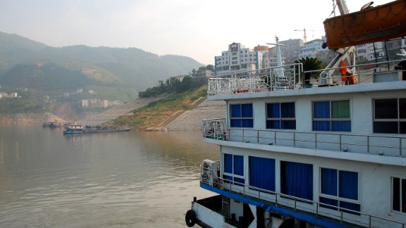 """The Yangtze River in China is Julee Khoo's favorite because her grandmother was born and raised in China. """"I will always have fond memories of my days as a young child, listening to her tell me stories of the wonderful times she spent visiting the 'mighty Yangtze' and how beautiful the surrounding landscape was,"""" she said. """"It sounded like such an idyllic place."""""""
