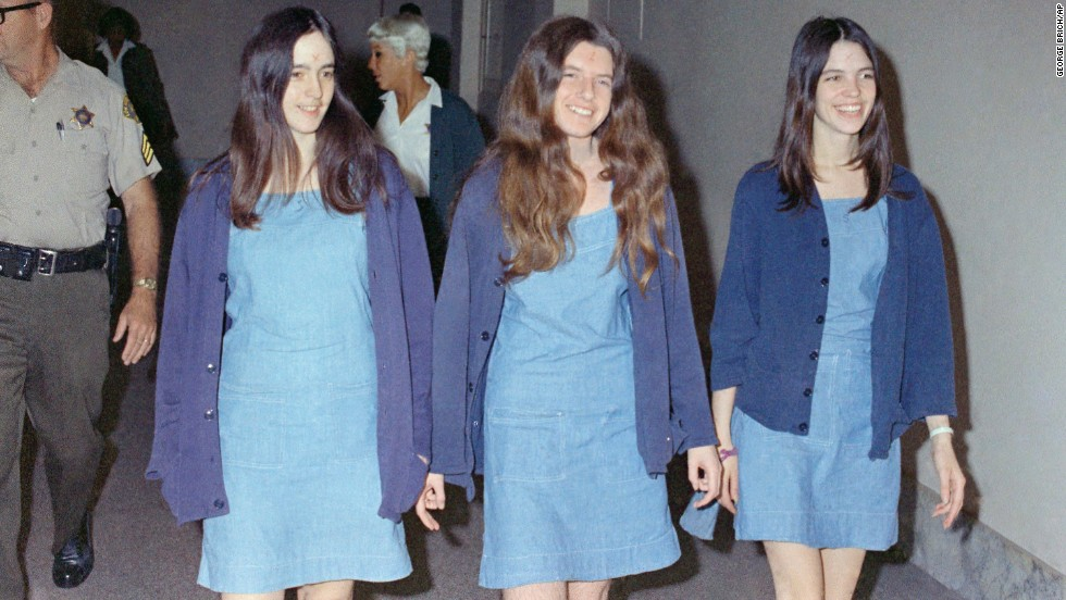 California governor denies parole for ex-Manson Family