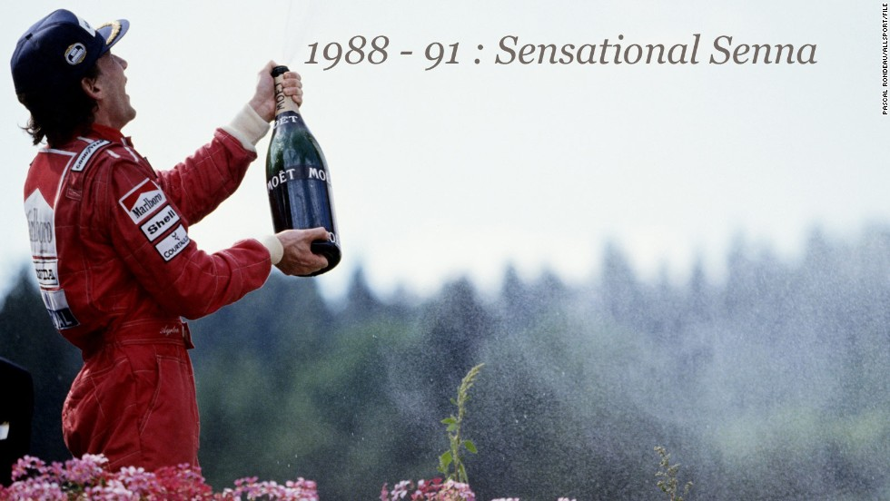 For a spell in the late 1980s and early 1990s, Ayrton Senna was unstoppable at Spa-Francorchamps.<br /><br />The legendary Brazilian driver scored five race wins at Spa -- including four in a row between 1988 and 1991 -- before his tragic death in 1994.<br /><br />Michael Schumacher is the only driver to have won more Belgian Grand Prixs than Senna, with the German recording his sixth success in 2002.