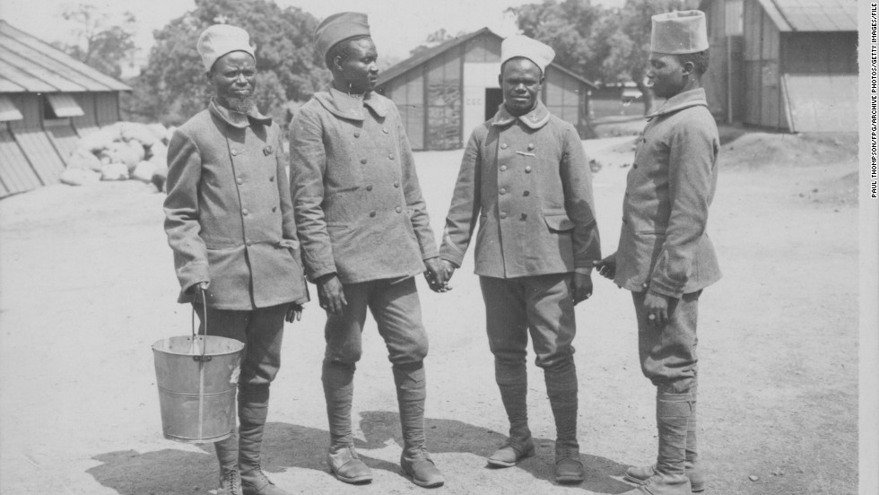 The forgotten African battlefields of WW1 - CNN