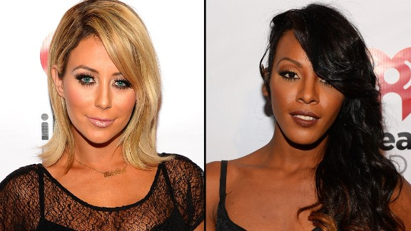 Danity Kane's reunion is over as quickly as it began. The girl group got back together in 2013 after a four-year hiatus, but by August its bond was broken again because of an alleged dispute between Aubrey O'Day, left, and Dawn Richard. O'Day has claimed Richard punched her in the back of the head without provocation, while Richard says O'Day and another member were cutting her out of the group.
