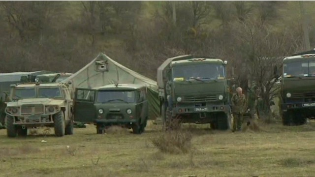 Ukrainian military tries to retake Donetsk