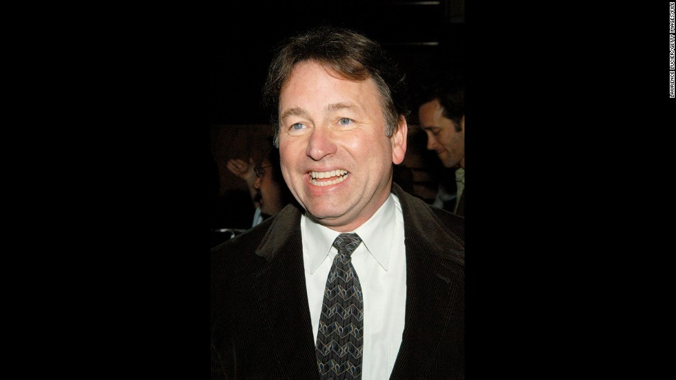 "It's only right that John Ritter <a href=""http://www.cnn.com/2010/SHOWBIZ/celebrity.news.gossip/09/16/amy.yasbeck/index.html?iref=allsearch"">signed his autographs</a> ""with love and laughter,"" as that's what he brought to audiences during his decades-long career. With the start of ""Three's Company"" in 1977, Ritter became the roommate everyone wished they had as the secretly hetero Jack Tripper. He starred in movies and did voice work, but it seemed to be the sitcom Ritter loved most. At the time of his shocking death in 2003, Ritter was starring on ABC's ""8 Simple Rules."" His passing, caused by an aortic dissection, felt like a sucker punch for all of us hoping to see his charming smile for years to come."