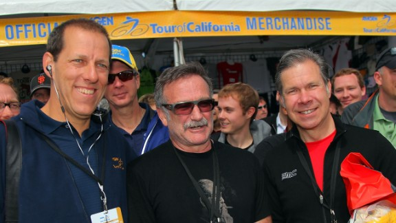 Willliams attended the 2010 Tour of California with connections of the BMC Racing Team.