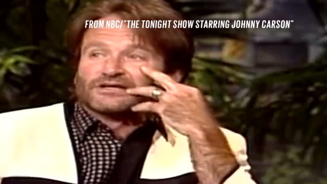 Robin Williams' best impressions