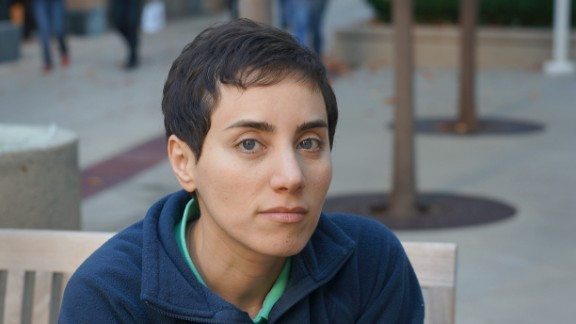 Maryam Mirzakhani was the first woman to win mathematics' highest honor, the Fields Medal.