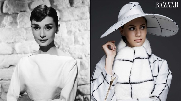 The granddaughter of style icon Audrey Hepburn, Emma Ferrer made a stylish entrance of her own. In the September issue of Harper's Bazaar, the 20-year-old aspiring artist was photographed by the 23-year-old grandson of photographer Richard Avedon.