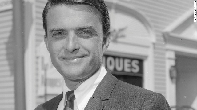 Ed Nelson in 1964 while he was on 'Peyton Place.'