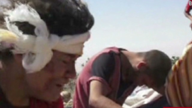 U.S. weighs options to rescue Yazidis