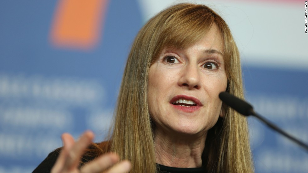Holly Hunter is cast as a U.S. senator.