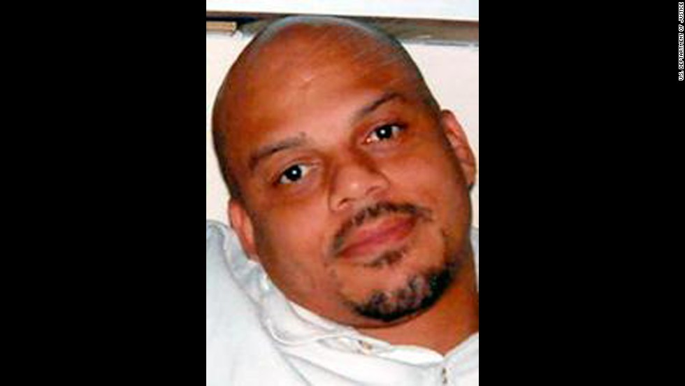 "From the U.S. Marshals website: <a href=""http://www.usmarshals.gov/investigations/most_wanted/neverson/neverson.htm"" target=""_blank"">Andre Neverson </a>""is wanted for the murder of his sister and an ex-girlfriend, as well as for parole violation and illegal entry into the United States."""