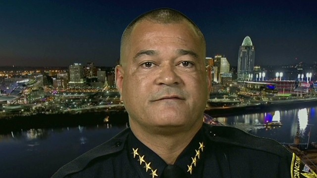 Police Chief: I'd release officer's name
