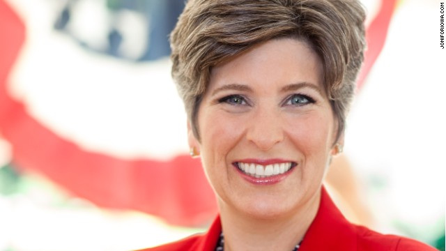 Ernst on DC: 'It's a mess'