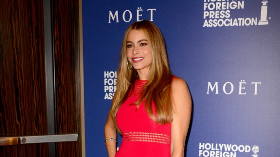 "Sofia Vergara may appear on more than one episode of ""The Simpsons."""