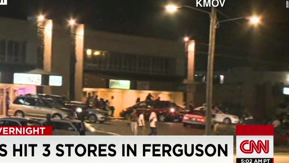 In Ferguson, balancing security, protester rights - CNN