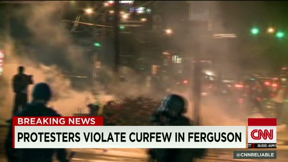 6 more journalists arrested in Ferguson protests - CNN