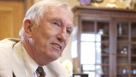 Former Sen. Jim Jeffords died at age 80.