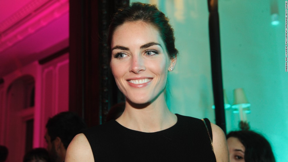 A multiyear contract with Estee Lauder translates to $5 million in earnings for American model Hilary Rhoda.
