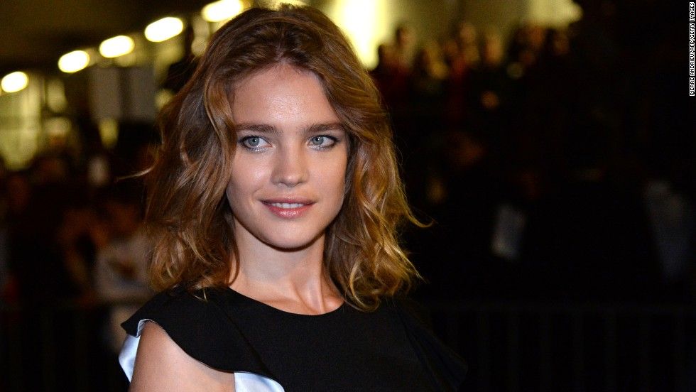 Natalia Vodianova started representing the fragrance Calvin Klein Euphoria in 2006. The Russian's 2014 earnings were placed at $4 million.