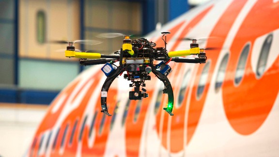 Though under a statewide moratorium, drones can be used in Virginia for law enforcement purposes.
