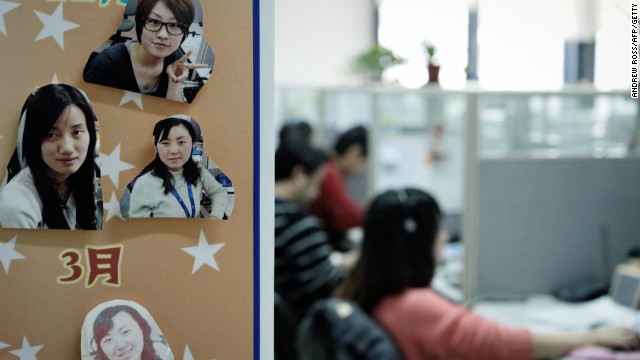 Both the COO and CFO of Ctrip, China's largest online travel agency, are women.