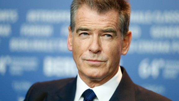 """Now 65, Pierce Brosnan can still play the older gentleman who falls for a younger lover, as he did in 2012 at the age of 60 with """"Love Is All You Need."""" It has been years since the former 007 was named People magazine's Sexiest Man Alive, but Brosnan is secure in his standing. """"There's nothing to prove,"""" he told """"Today"""" in April 2012. """"I feel comfortable in my own skin."""""""