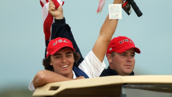 Fowler played in the next installment of the Walker Cup in 2009 and won all four of his matches as the U.S. triumphed 16½ - 9½ at Merion in Pennsylvania. The next year he was selected as a captain's pick by Corey Pavin to play in the Ryder Cup.