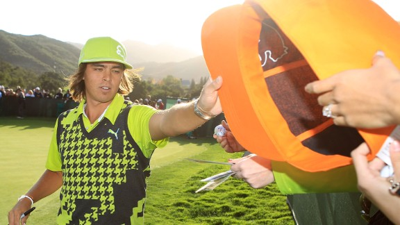 Rickie Fowler has had a 2014 season to remember, finishing in the top five at all four major tournaments. His form suggests he'll be one of the key men in the United States team that will try to wrest the Ryder Cup back from Europe from September 26-28.