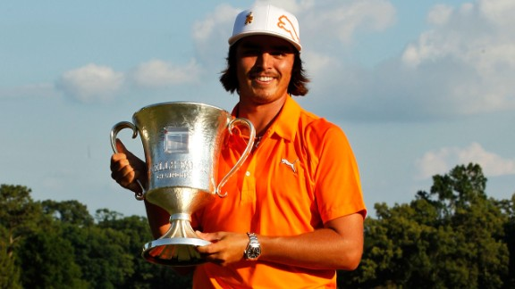 Fowler's first and only PGA Tour victory to date came at the 2012 Wells Fargo Championship, when he beat McIlroy in a playoff. The world No. 1 has had the better of their rivalry recently though, pipping Fowler to the 2014 British Open and the U.S. PGA Championship titles.
