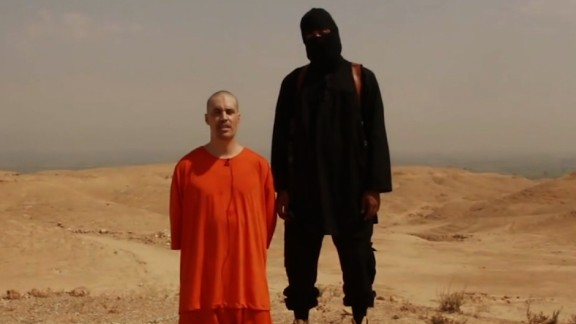 ISIS beheads photojournalist James Wright Foley