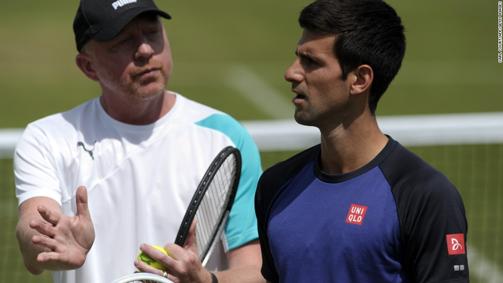 "They ended their arrangement in December 2016, capping a tumultuous year for Djokovic, who released a statement saying: ""I will make all future decisions."" Becker, in the aftermath of the announcement, posted on Twitter: ""Thank you! We had the time of our life."""