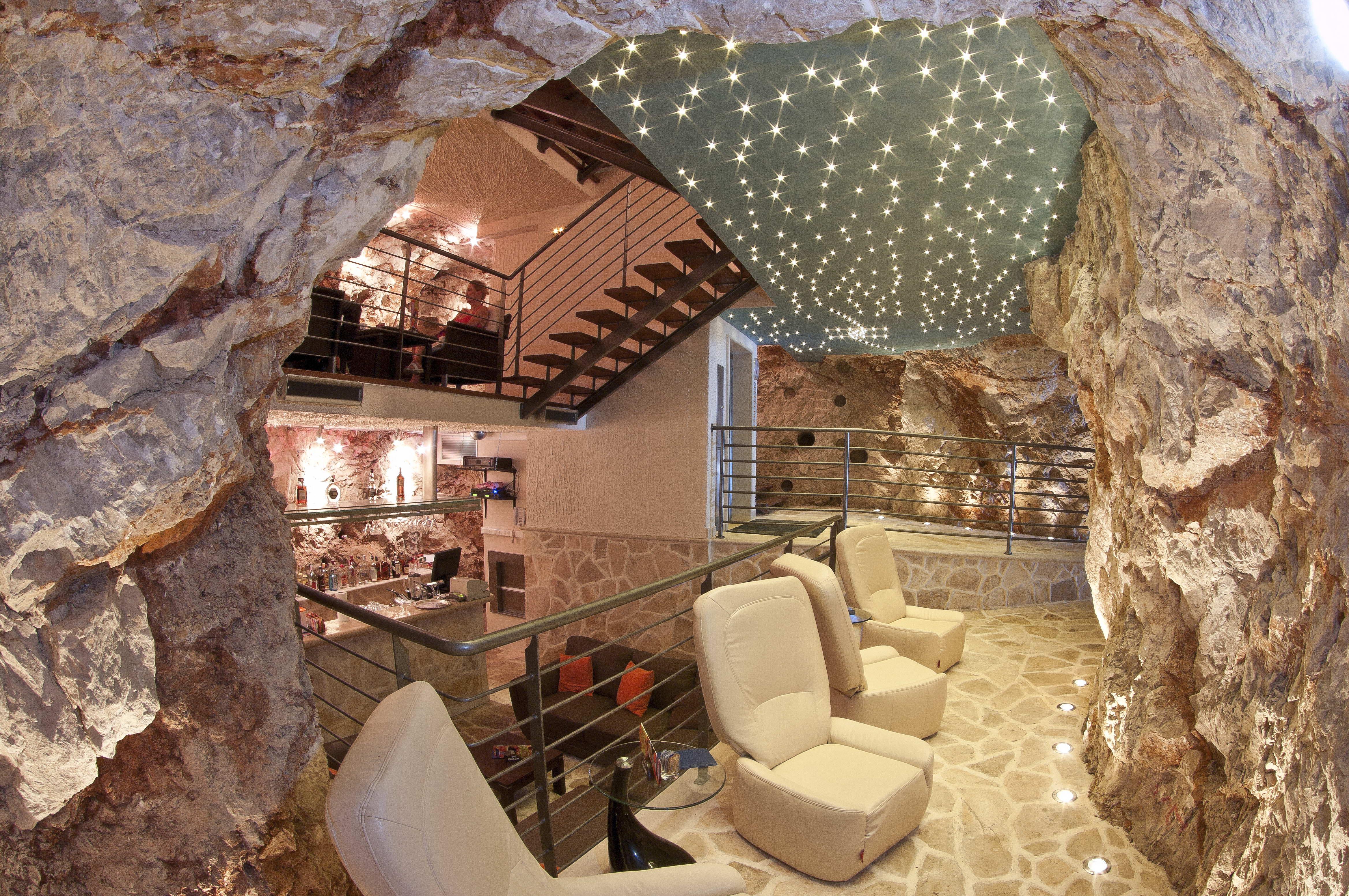 underground cave home.  6 of the world s best subterranean bars CNN Travel