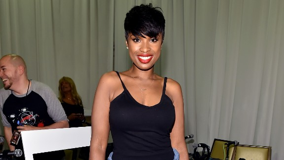 It appears that Jennifer Hudson does not want to be associated with reports about her half-brother, Stephen Angelo Simpson, being arrested in the stabbing of his estranged wife