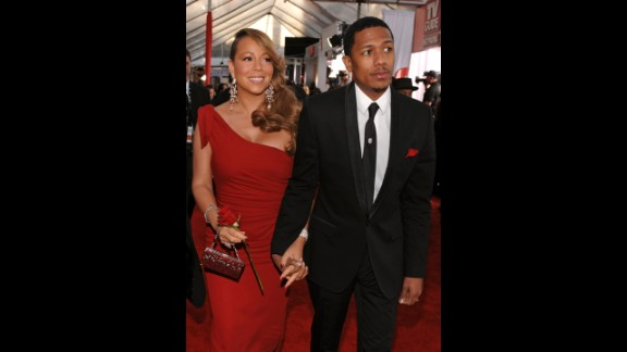 """Cannon had a thriving acting career, but his wife had a bit more of a struggle. That was until she landed a small role in the acclaimed film """"Precious"""" in 2009. Here, the pair arrive for the 16th Annual Screen Actors Guild Awards at the Shrine Auditorium in January 2010 in Los Angeles."""