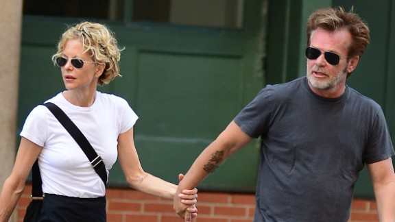 John Mellencamp and Meg Ryan reportedly ended their three-year relationship in August 2014.