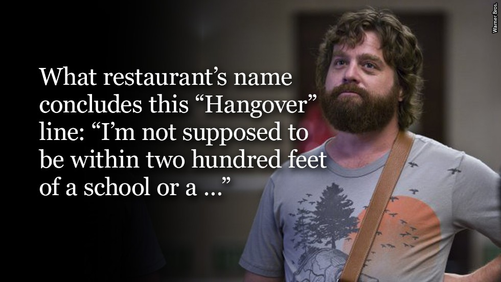 hangover question