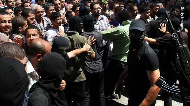 Did Hamas kill Israeli teens?